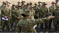 Australia to deploy 1,000 troops to...