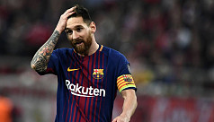 Messi rages as failing Barca lose La Liga and risk getting even worse