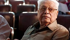 Veteran Indian filmmaker Basu Chatterjee...