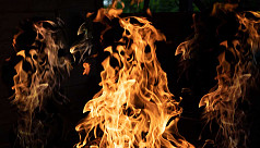 One burned alive in Chittagong slum...