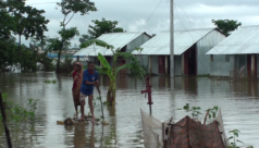 Flood situation worsens in Sunamganj,...
