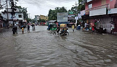 Flash floods hit Sylhet