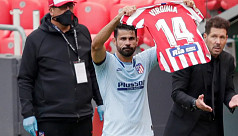 Costa back on target but Atletico held by Bilbao
