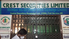 BB orders freezing Bank accounts of Crest Securities, its directors