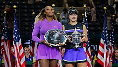 Andreescu joins Serena Williams in committing...