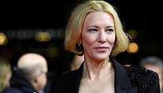 Cate Blanchett reveals 'a bit of a chainsaw...