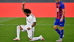 Marcelo takes knee, Hazard off as Real...