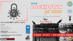 NDUB Lockdown Fest 2020 concludes with online award ceremony