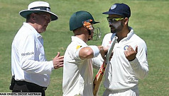 Don't poke the bear, Warner says Aussies shouldn't sledge Kohli