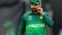 Hafeez and five other players get negative...
