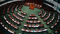 Hong Kong passes China national anthem bill