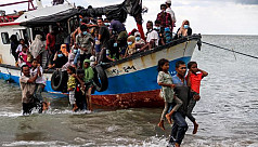 Death and despair: Rescued Rohingyas...