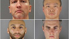 Bail set at $1m for 3 former Minneapolis police officers charged in Floyd case