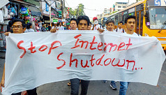 Internet blackout in Myanmar's Rakhine...