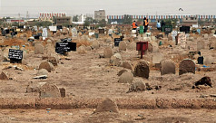 Sudan finds mass grave of conscripts...
