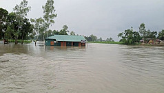 Flood worsens in Jamalpur