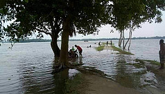 53 Jamalpur villages flooded, 100,000...