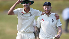 Broad: Stokes will be brilliant as England captain