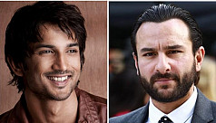 Saif Ali Khan shares his experience of working with Sushant Singh Rajput