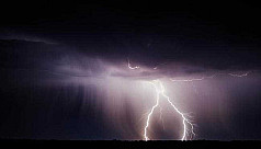 Lightning kills 107 in India...