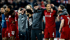 Liverpool win Premier League title after 30 years