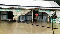 Flood: More areas inundated in Kurigram, Nilphamari