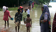Jamuna swells above danger level, floods...