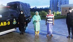 Couple held over murder in Sylhet