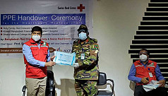 Red Crescent and Red Cross distribute PPE to 4 Covid-19 dedicated hospitals