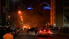 Homeland Security report says opportunists drive protest violence in US, not extremists