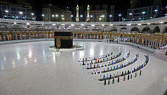 Curtailed Hajj compounds Saudi economic...
