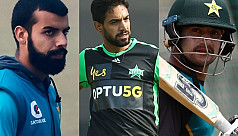 Seven more Pakistan cricketers have...