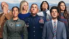 Space Force: Steve Carell's satire shines...