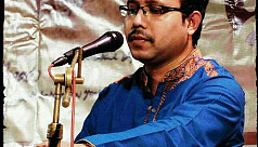 Sylhet singer raises Tk157,000 for the...