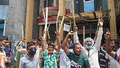 1,500 sued over transport workers' clash in Sylhet