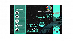 Utilize your quarantine with Talent Transition 2020