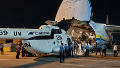 Air force sends 3 helicopters to UN peacekeeping mission