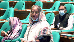 PM Hasina: Sheikh Md Abdullah suffered three heart attacks before he died