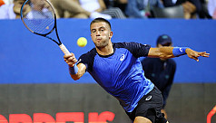 Coric tests positive for COVID-19, poses...