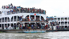 Inland vessel accidents in Bangladesh...