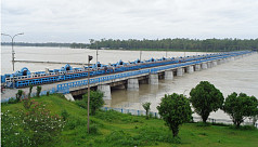 Major rivers cross danger marks in Brahmaputra...