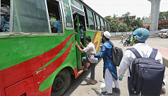 'Health guidelines' violation on mass transport may worsen situation'