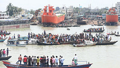 In pictures: 32 dead as launch sinks...
