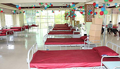 'CMP-Bidyanondo Field Hospital' starts operations in Chittagong