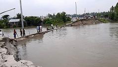 Flood situation worsens further in Brahmaputra,...