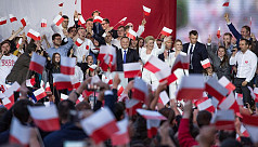 Incumbent Duda extends lead in Polish...