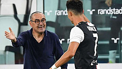 Sarri still being questioned about future...