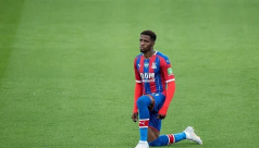 Zaha to stop taking knee before EPL games