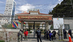 Bolivia election delayed to October...