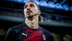 Ibrahimovic tests positive for Covid-19
